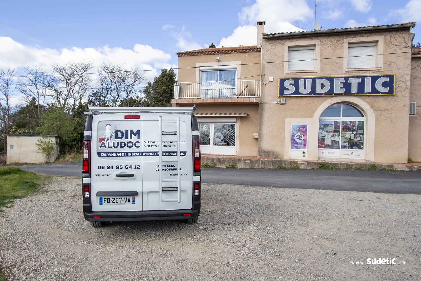 Sudetic Renault Trafic Dim Aludoc-4