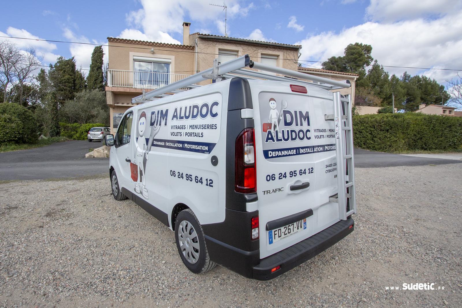 Sudetic Renault Trafic Dim Aludoc-5