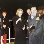 Baum, Gerhart, Uta Brandes, Monika Lichtenfeld, Michael Erlhoff, Gerhard Rühm (New Yerar's Eve 1999-2000)