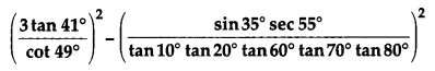 CBSE Previous Year Question Papers Class 10 Maths 2019 (Outside Delhi) Set III Q14
