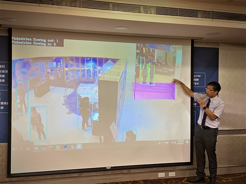 元智大學電機團隊 發展人流計數系統 分析百貨零售經濟效益-新聞3