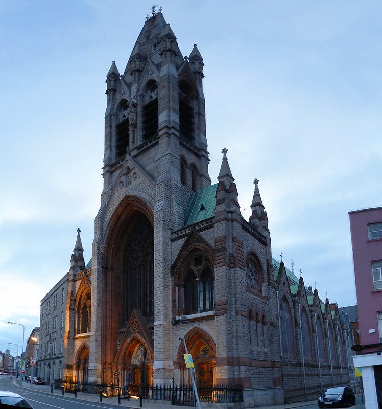 exterior Iglesia John's Lane Church Dublin Republica de Irlanda 04
