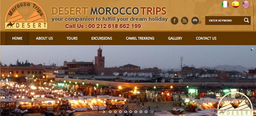 Desert Morocco Trips
