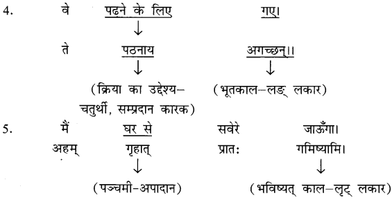 NCERT Solutions for Class 8 Sanskrit Chapter 8 अनुवादः 2