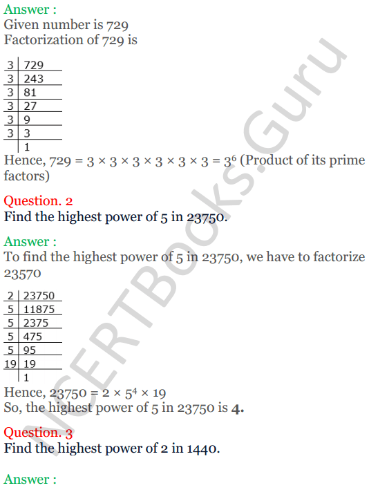 KC Sinha Maths Solutions Class 10 Chapter 1 Real Numbers Ex 1.2 - 5