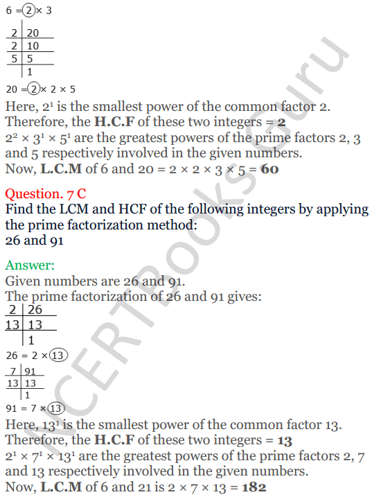 KC Sinha Maths Solutions Class 10 Chapter 1 Real Numbers Ex 1.2 - 14