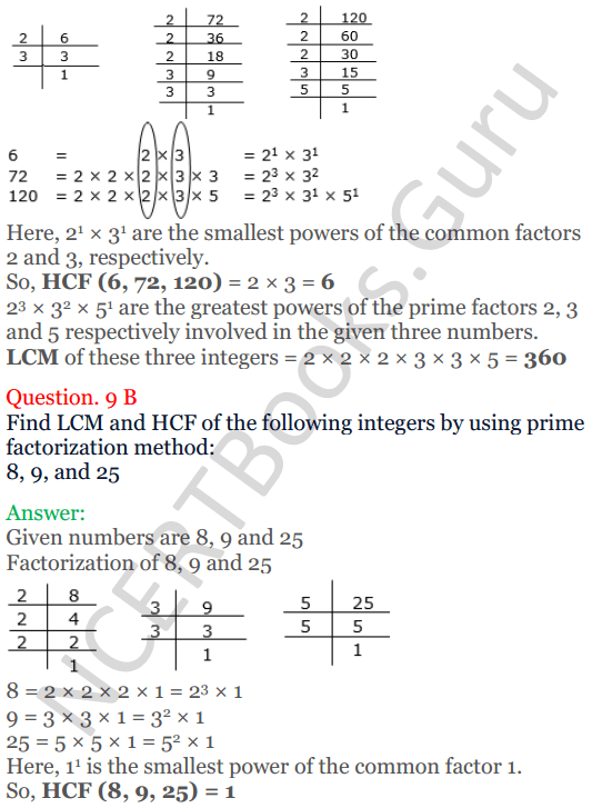 KC Sinha Maths Solutions Class 10 Chapter 1 Real Numbers Ex 1.2 - 22