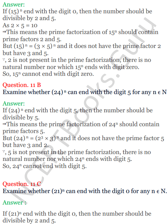 KC Sinha Maths Solutions Class 10 Chapter 1 Real Numbers Ex 1.2 - 29