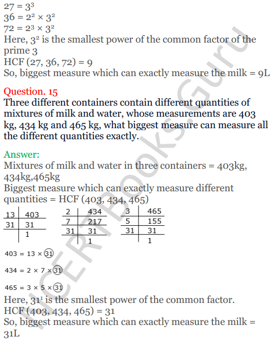 KC Sinha Maths Solutions Class 10 Chapter 1 Real Numbers Ex 1.2 - 34