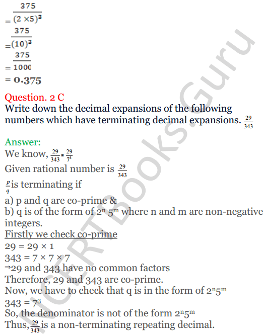 KC Sinha Maths Solutions Class 10 Chapter 1 Real Numbers Ex 1.4 - 11