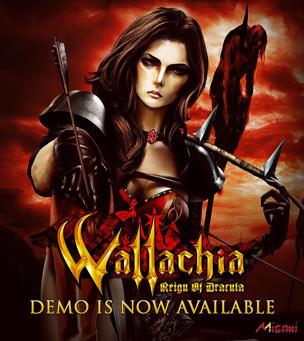 Wallachia Reign of Dracula - Demo