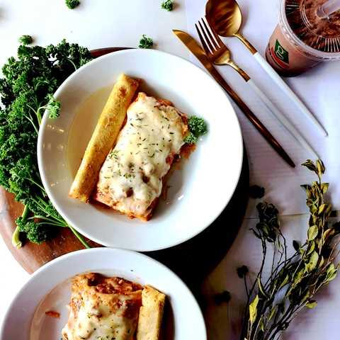 Greenwich Lasagna Supreme 1