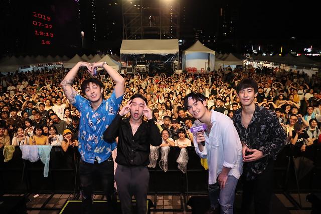2019 桃園鐵玫瑰國際音樂節-清新玫瑰趴 DAY 1