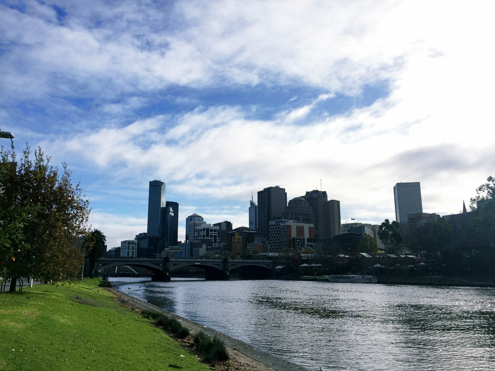 1 July 2016: Yarra River | Melbourne, Australia