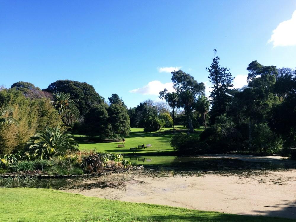 1 July 2016: Royal Botanic Gardens | Melbourne, Australia