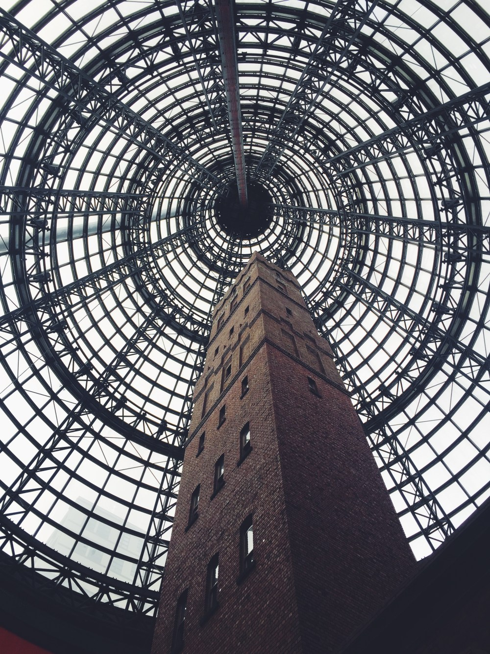 1 July 2016: Coop's Shot Tower | Melbourne CBD, Victoria