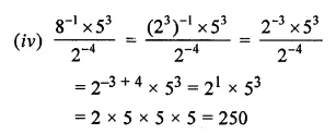 ML Aggarwal Maths for Class 8 Solutions Book Pdf Chapter 2 Exponents and Powers Ex 2.1 Q6.3