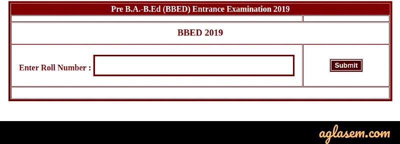 CG Pre B.A B.Ed / प्री बीएससी बिस्तर। 2020 परिणाम - यहां देखें!