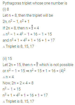 Maths Questions for Class 8 ICSE With Answers Chapter 3 Squares and Square Roots Ex 3.2 Q11