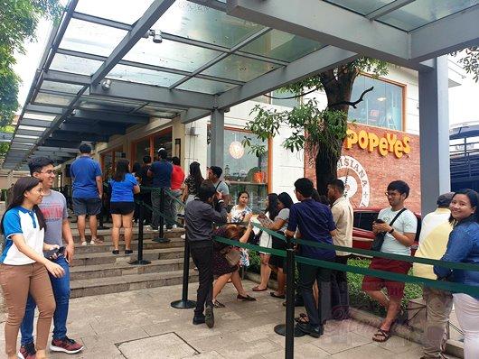 Popeyes Alabang Town Center