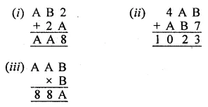 Maths Questions for Class 8 ICSE With Answers Chapter 5 Playing with Numbers Check Your Progress Q4