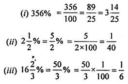 ML Aggarwal Class 8 Solutions for ICSE Maths Chapter 7