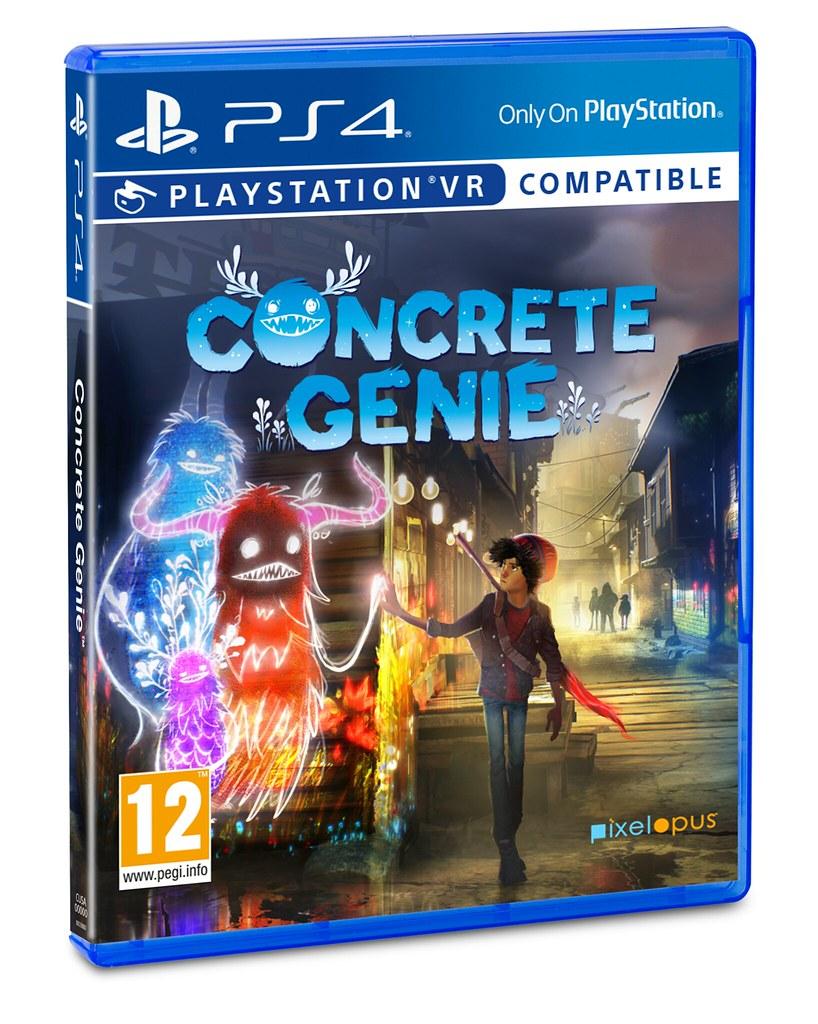 Concrete Genie on PS4