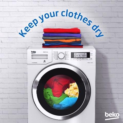 Beko Washer & Dryer
