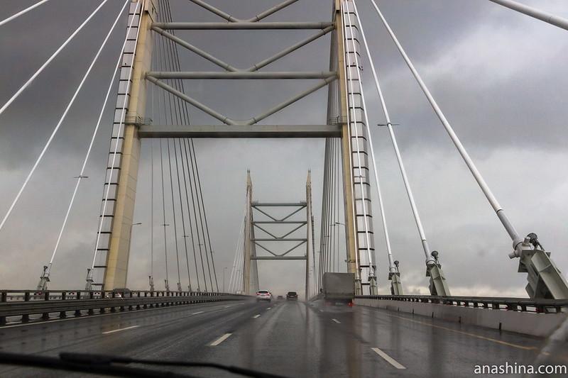ЗСД. Мост через Корабельный фарватер