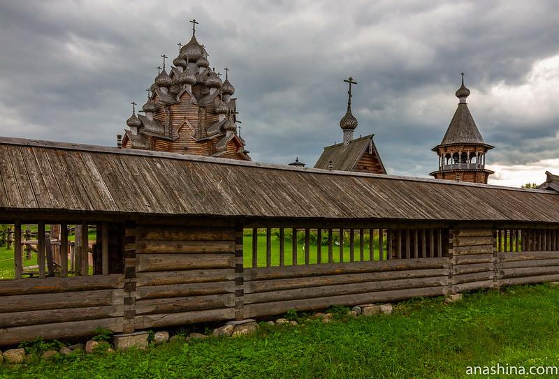 Усадьба Богословка, Ленинградская область, Покровский погост