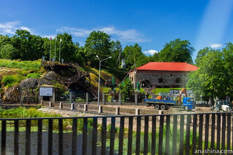 Петровский парк, Выборг