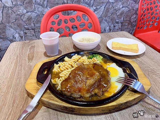 紅吱吱平價牛排館
