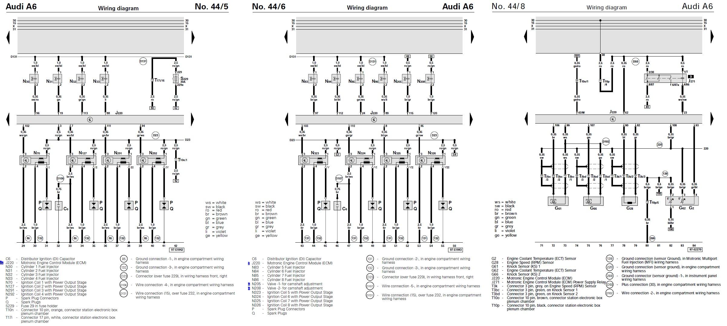 Quattroworld Forums From A6 Repair Manual 4 2 J271
