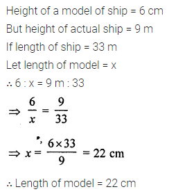 ML Aggarwal Class 8 Solutions for ICSE Maths Chapter 9 Direct and Inverse Variation Ex 9.1 Q8