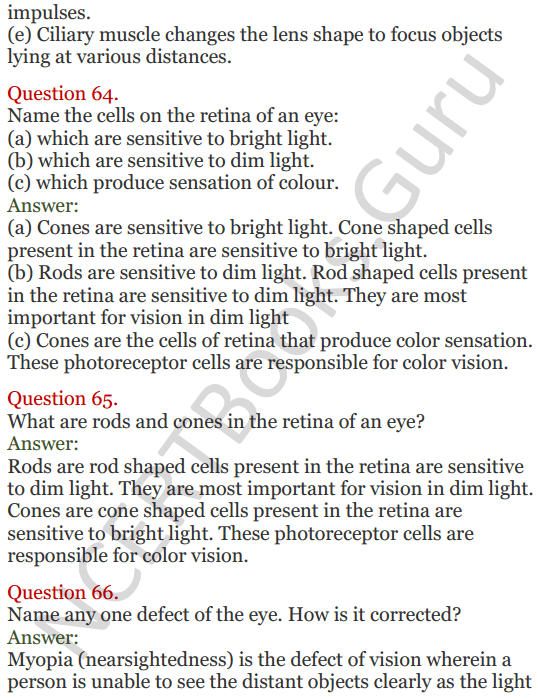 Lakhmir Singh Science Class 8 Solutions Chapter 16 Light - 23