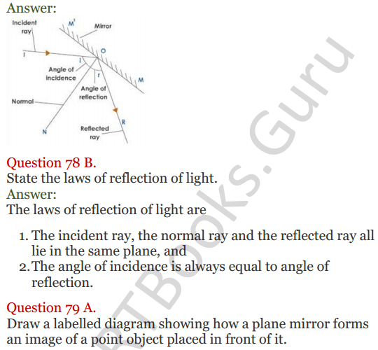 Lakhmir Singh Science Class 8 Solutions Chapter 16 Light - 31