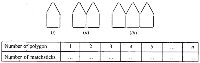 Ml Aggarwal Class 6 ICSE Solutions Chapter 9 Algebra Check Your Progress