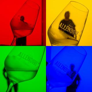 Weine von Allendorf in colour