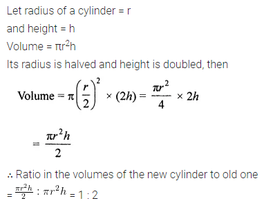 ML Aggarwal Class 8 Solutions for ICSE Maths Chapter 18 Mensuration Ex 18.3 Q10