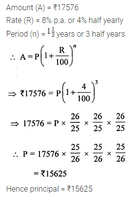 ML Aggarwal Class 8 Solutions for ICSE Maths Model Question Paper 2 Q10