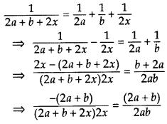 Important Questions for Class 10 Maths Chapter 4 Quadratic Equations 35