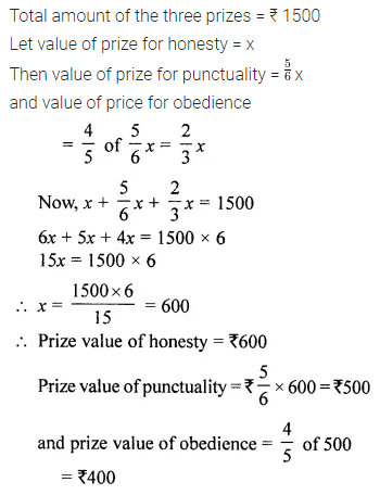 ML Aggarwal Class 8 Solutions for ICSE Maths Model Question Paper 6 Q29