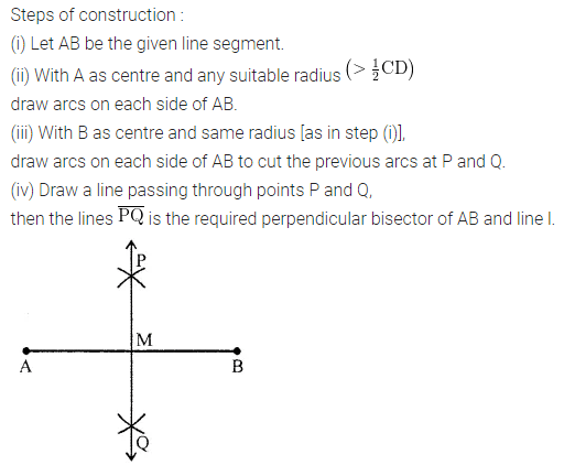 ML Aggarwal Class 6 Solutions ICSE Chapter 13 Practical Geometry Ex 13.2