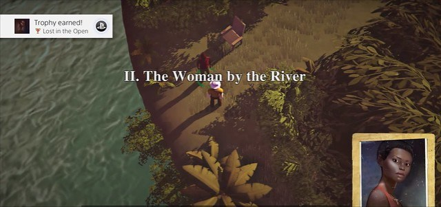 Church In The Wild - Woman By The River