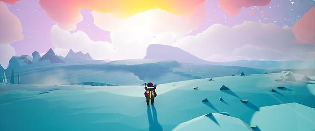 Astroneer - Ice Planet