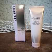 Beauty: Shiseido - Beneficiance Extra Creamy Cleansing Foam