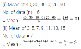 ML Aggarwal Class 6 Solutions for ICSE Maths Chapter 15 Data Handling Ex 15.4 Q1