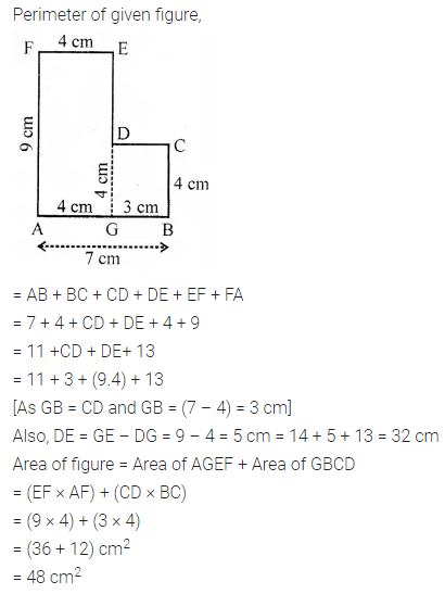 ML Aggarwal Class 6 Solutions for ICSE Maths Model Question Paper 5 Q9.1