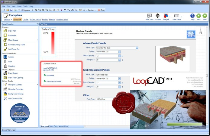 Working with Aveni LoopCAD MJ8 Edition 2014 v5.0.1080 full license