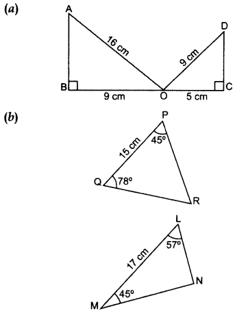 Important Questions for Class 10 Maths Chapter 6 Triangles 41